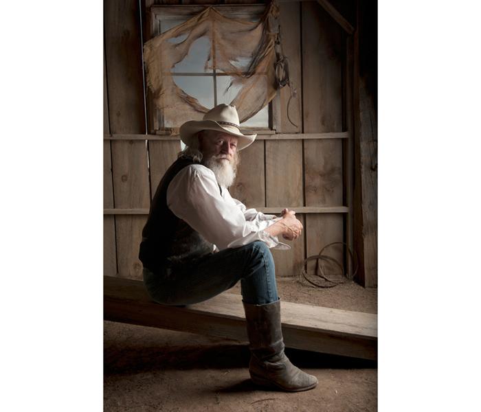 Cowboy + Bench #2